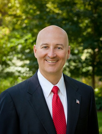 Nebraska Gov. Pete Ricketts wins the Republican nomination to seek a second term